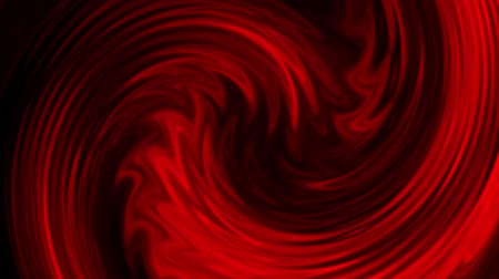 Líneas abstractas rojas Vortex VJ Loop Motion Background
