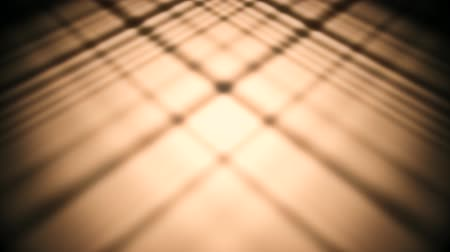 párhuzamos : Black Abstract Crossing Lines Animated Loopable Background Stock mozgókép