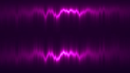 마젠타 : Purple Vertical Distortion of Light VJ Loop Motion Background