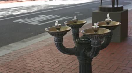Benson Bubbler Water Fountain in Portland, Oregon