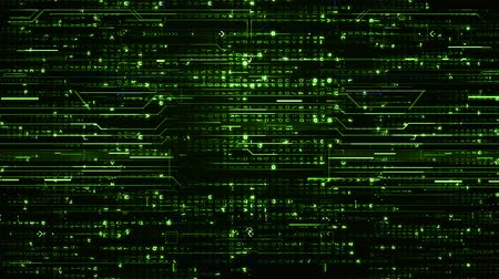 экономика : Loop digital green Hi-Tech Backgrounds