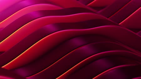 lavender field : Red abstract fields vj Loop Stock Footage