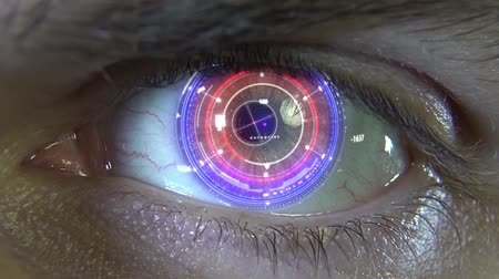 uznání : Animation of the eye with holograms Dostupné videozáznamy