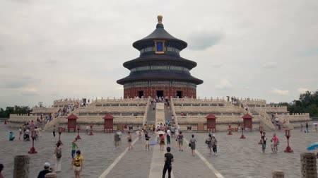 imparator : time lapse of the temple of heaven,Beijing,China