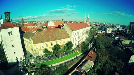 Oberstadt Zagreb - Antenne Videos