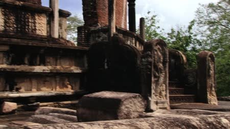 polonnaruwa : Ruins of the building in the ancient city of Polonnaruwa, Sri Lanka.