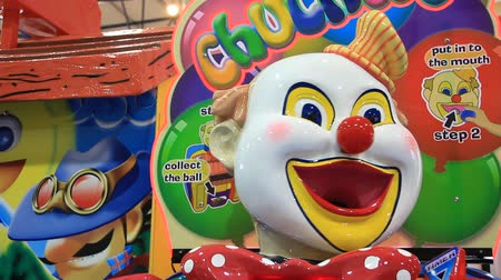 jovial : Smiling clown machine games