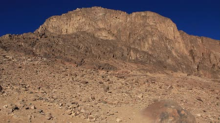 pacto : Sacred place - Moses Mountain. Sinai Peninsula. Egypt. Sinai Peninsula, Egypt. Mount Sinai, also known as Mount Horeb, is a mountain in the Sinai Peninsula of Egypt that is the traditional and most accepted identification of the Biblical Mount Sinai.