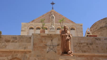 israelite : Church of the Nativity in Bethlehem, Palestinian National Authority