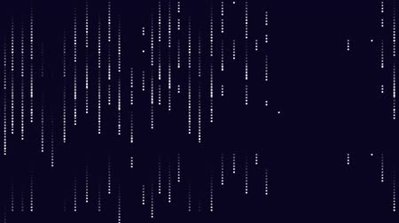matriz : Matrix Pattern and pixels, animation with alpha channel enabled