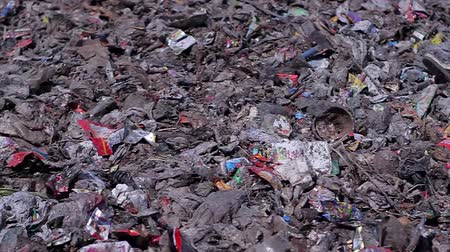 guba : Urban garbage dump. Eco pollution environment. Problem of ecology in the world. Garbage of municipal waste.