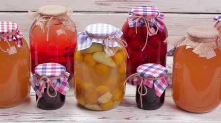preserved cherries : Organic canned food products. Agriculture food products.