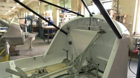 letadlo : Airplane part in workshop. Plane cockpit during construction.