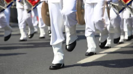 donanma : navy soldier and snare drum band passed ceremony