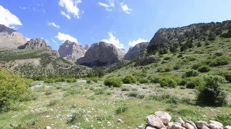 montanhismo : Europes second largest in terms of mountaineering rock mass, AladaÄŸlar Turkey