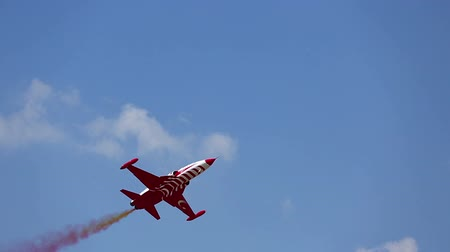 moscas : Turkish Star Fly in Information Air Show