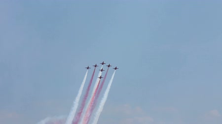 авиашоу : Turkish Star Fly in Information Air Show