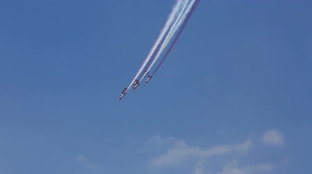 истребитель : Turkish Star Fly in Information Air Show