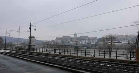railwayman : Budapest, Hungary, March 15 jan 2019