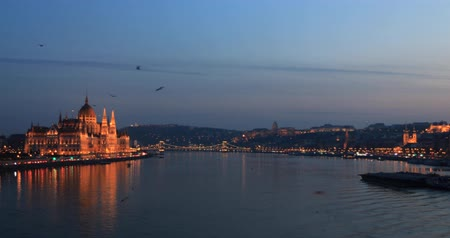 easterner : A view of the Hungarian Parliament building
