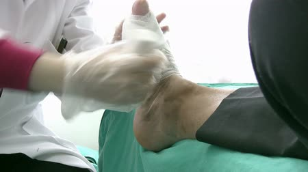 doente : Injured Diabetic Foot