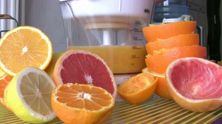 antioksidan : Fresh homemade citrus fruits