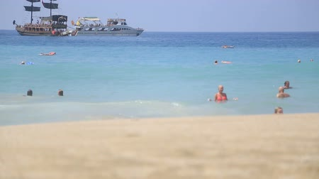 tripping : Summer holiday scenics 20 August 2014( Cleopatra beach Alanya Antalya Turkey)