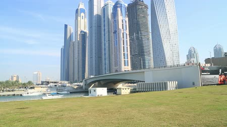 cayan tower : The Dubai Marina, Untied Arab Emirates 29 December 2014