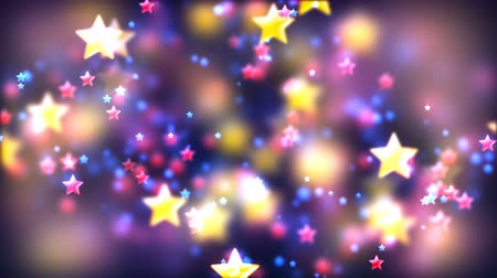 sylvester : Abstract Loopable Background with nice flying stars