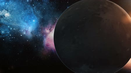 kepler : Realistic Planet Pluto from space