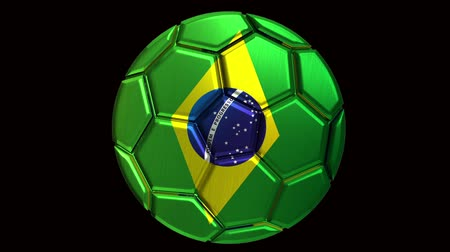 кружка : Brazil soccer ball with alpha clip to make any background