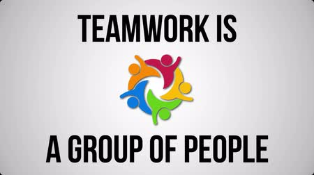 partnerstwo : Teamwork concept definition