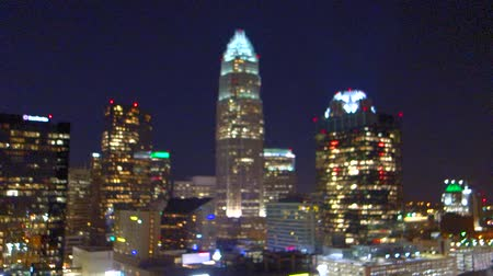 város : charlotte city skyline