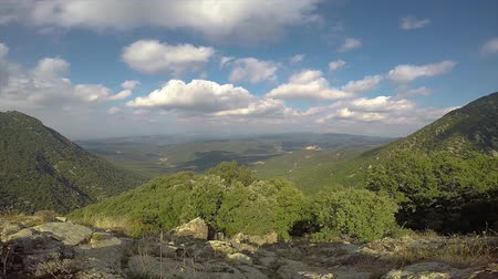 frondoso : Time-lapse footoge in Montseny mountain of Spain, near village Villadrau