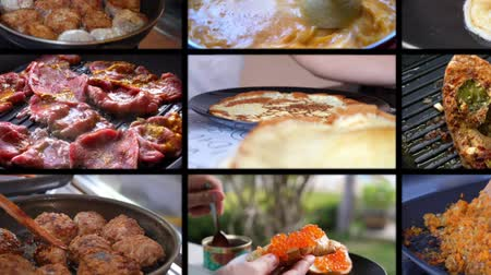 culinária : Animation Composition Home Cooking Food - Montage