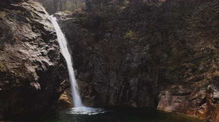 sokcho : Waterfall in Seoraksan National Park, South Korea