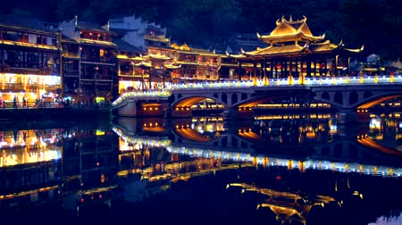 феникс : Feng Huang Ancient Town (Phoenix Ancient Town) , China