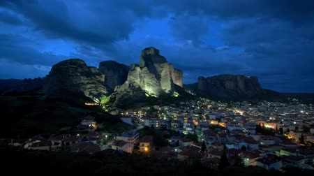 kalambaka : Meteora famous place in Kalambaka, Greece