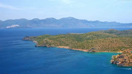 grecja : Island of Spinalonga, Crete, Greece