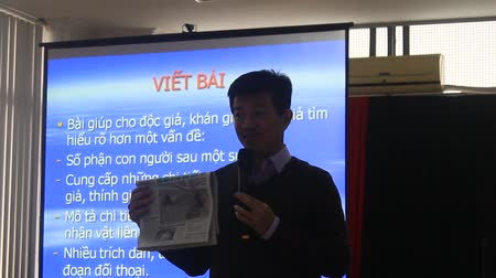 oluyor : HAI DUONG, VIETNAM, Press Comment