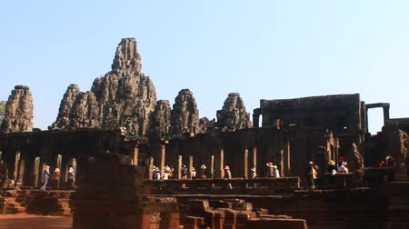 exiting : Cambodia Angkor of