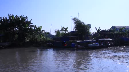 surat : Boats and boats on the river, Asia