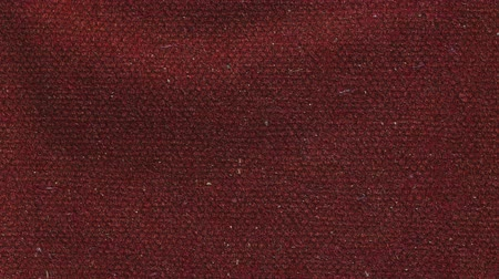 samet : Red carpet fabric cloth moving animated seamless loop background