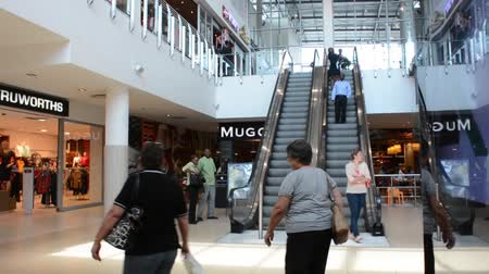 zambia : LUSAKA-ZAMBIA, May 12,2014:shopping centre Manda Hill is a modern shopping centre and the first of its kind in Zambia, occupies 8.1420 hectares of land.