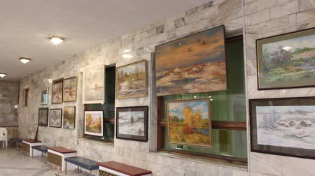 galeria : art gallery panorama in russia