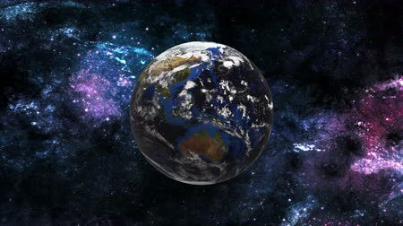planety : Planet Earth in Space Wideo
