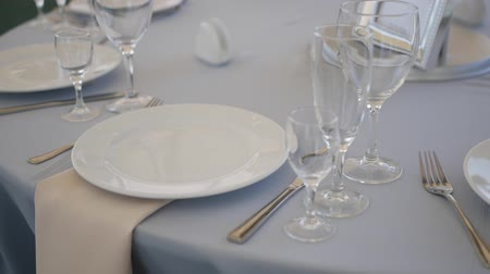 Čechy : Serving wedding table