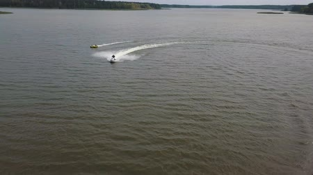 jet ski : Entertainment on the lake