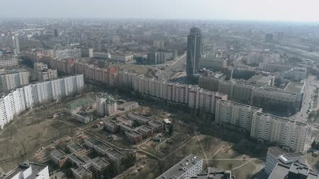 назад : Aerial : Drone shooting of the landscape in Minsk city Belarus