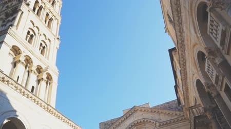 heritage : Cathedral of Saint Domnius in Split, Croatia.